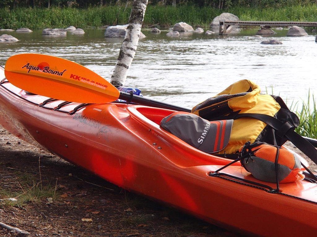 Kajakkivuokraus Kelo ja kallio Adventures 2020