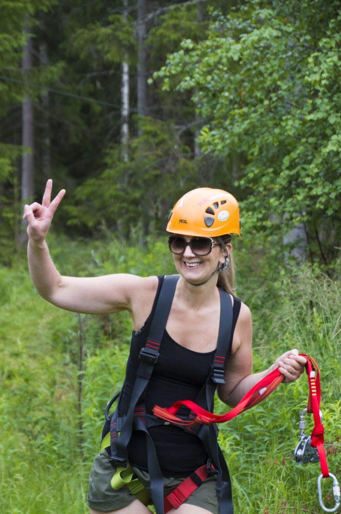 Vaijeriliuku Kelo ja kallio Adventures